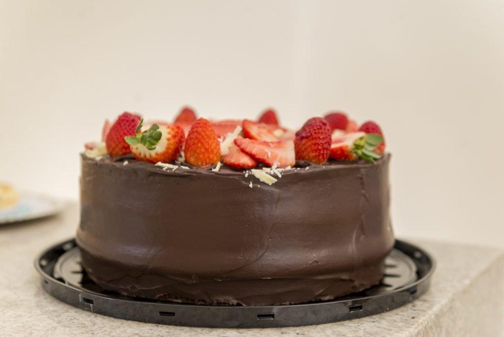 Chocolate Covered Cheesecake Recipe