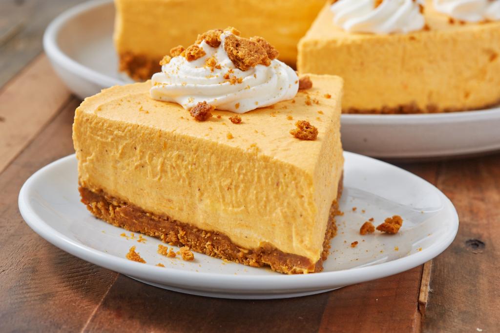Pumpkin Pie Cheese Cake
