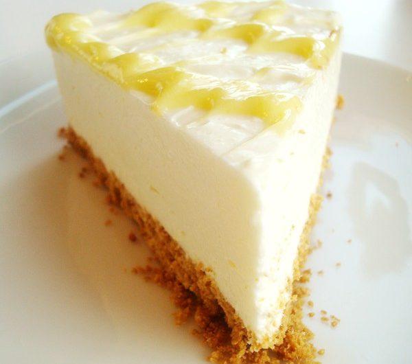Mary berry lemon cheesecake