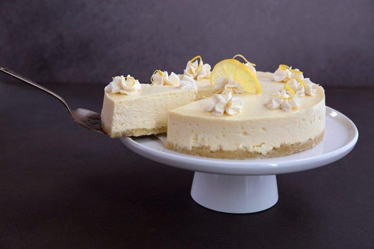 Instant Pot Keto Cheesecake