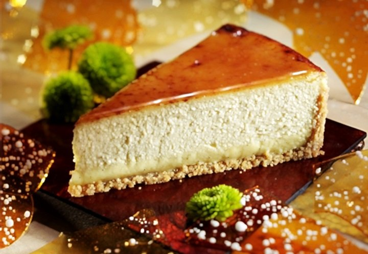 French Style Cheesecake