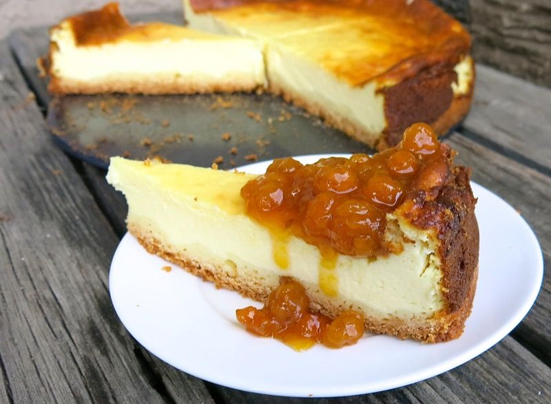 Quark Cheesecake